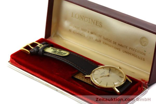Used luxury watch Longines * gold-plated manual winding Kal. 284 Ref. 7786-3  | 142537 07