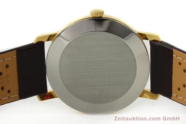 Used luxury watch Longines * gold-plated manual winding Kal. 284 Ref. 7786-3  | 142537 08