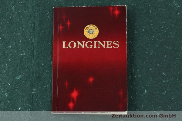 Used luxury watch Longines * gold-plated manual winding Kal. 284 Ref. 7786-3  | 142537 13