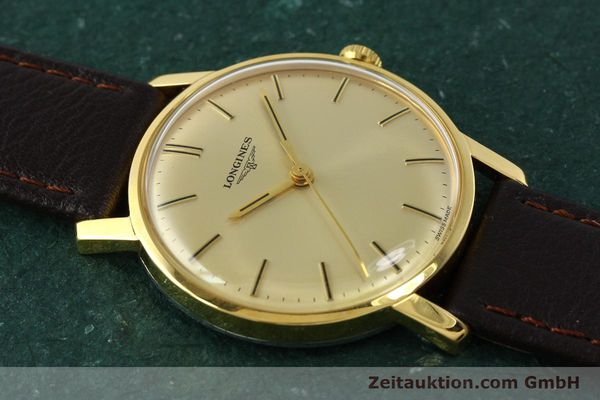 Used luxury watch Longines * gold-plated manual winding Kal. 284 Ref. 7786-3  | 142537 15