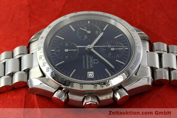 Used luxury watch Omega Speedmaster chronograph steel automatic Kal. 1152  | 142539 05