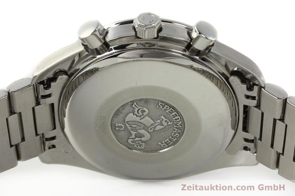 Used luxury watch Omega Speedmaster chronograph steel automatic Kal. 1152  | 142539 08