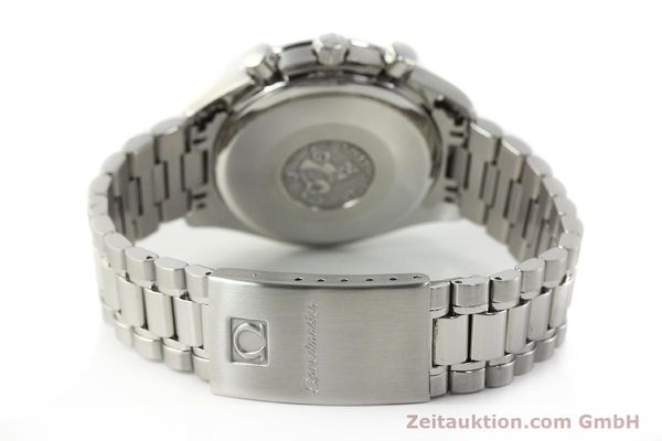 Used luxury watch Omega Speedmaster chronograph steel automatic Kal. 1152  | 142539 12