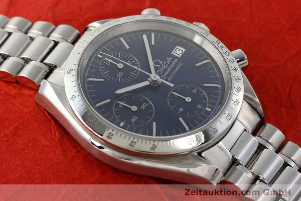 Used luxury watch Omega Speedmaster chronograph steel automatic Kal. 1152  | 142539 15