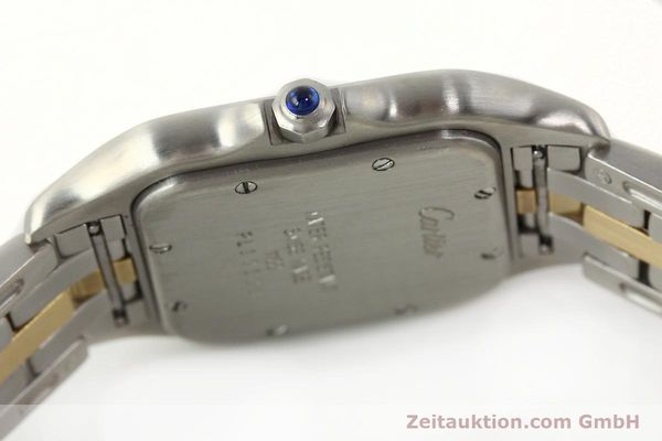 Used luxury watch Cartier Panthere steel / gold quartz Ref. PL101081100  | 142541 08