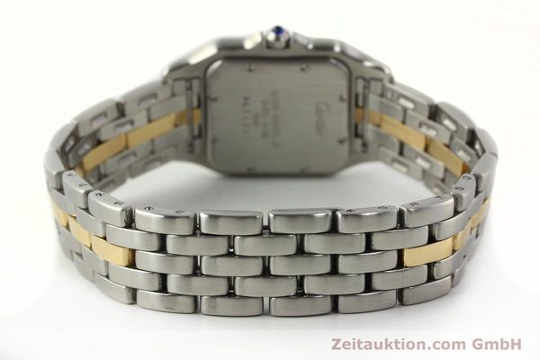 Used luxury watch Cartier Panthere steel / gold quartz Ref. PL101081100  | 142541 10