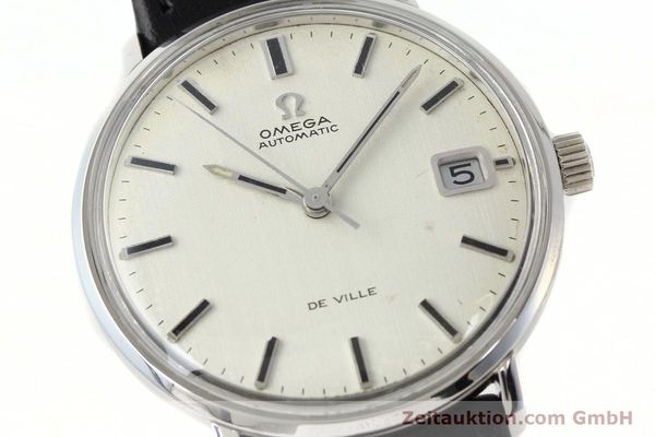 Used luxury watch Omega De Ville steel automatic Kal. 565  | 142549 02