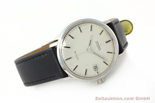 Used luxury watch Omega De Ville steel automatic Kal. 565  | 142549 03