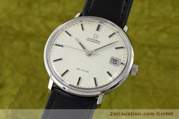 Used luxury watch Omega De Ville steel automatic Kal. 565  | 142549 04