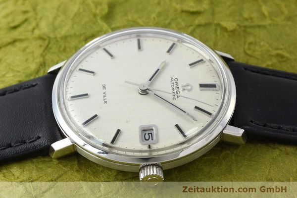 Used luxury watch Omega De Ville steel automatic Kal. 565  | 142549 05