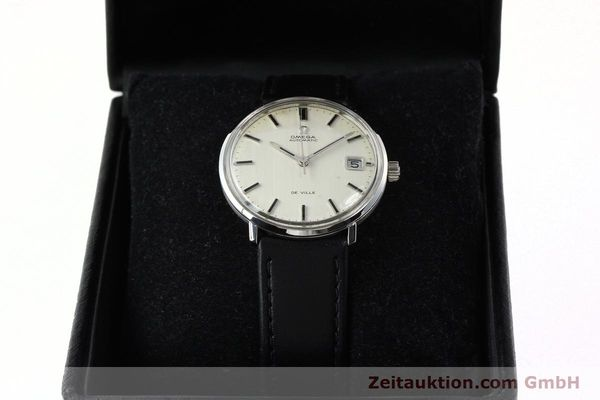 Used luxury watch Omega De Ville steel automatic Kal. 565  | 142549 07