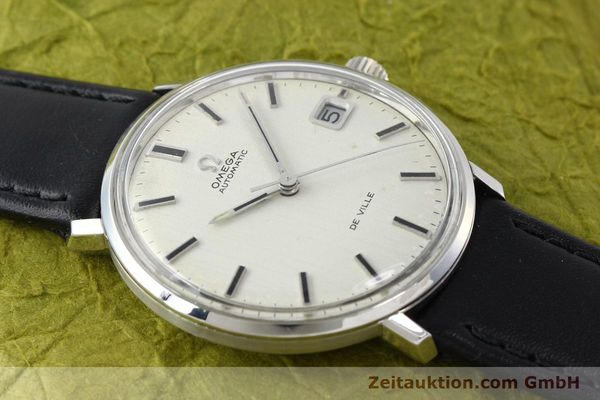 Used luxury watch Omega De Ville steel automatic Kal. 565  | 142549 13