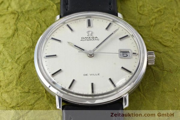 Used luxury watch Omega De Ville steel automatic Kal. 565  | 142549 14