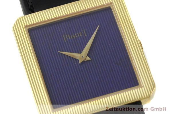 Used luxury watch Piaget * 18 ct gold manual winding Kal. 9P2 Ref. 9154  | 142550 02