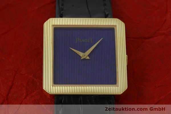 Used luxury watch Piaget * 18 ct gold manual winding Kal. 9P2 Ref. 9154  | 142550 15