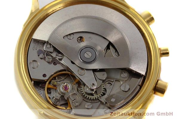 Used luxury watch Chronoswiss A. Rochat chronograph gold-plated automatic Kal. Valj. 7750 Ref. 77.400  | 142551 10