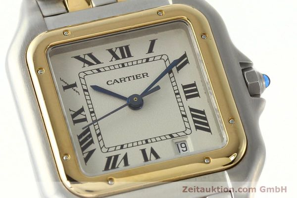 Used luxury watch Cartier Panthere steel / gold quartz Kal. 87.06  | 142560 02