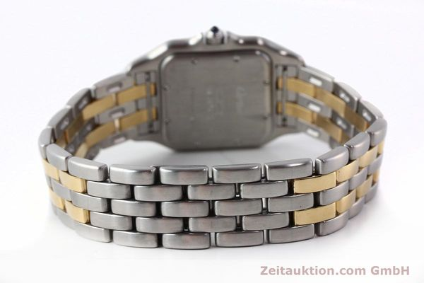 Used luxury watch Cartier Panthere steel / gold quartz Kal. 87.06  | 142560 10