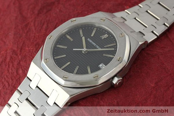 Used luxury watch Audemars Piguet Royal Oak steel quartz Kal. 2506  | 142562 01