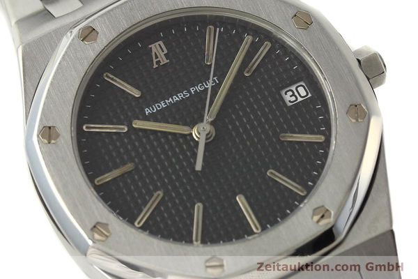 Used luxury watch Audemars Piguet Royal Oak steel quartz Kal. 2506  | 142562 02