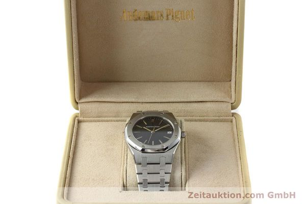 Used luxury watch Audemars Piguet Royal Oak steel quartz Kal. 2506  | 142562 07