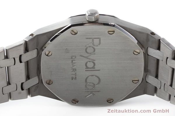 Used luxury watch Audemars Piguet Royal Oak steel quartz Kal. 2506  | 142562 09