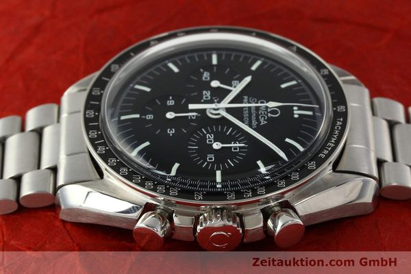 Used luxury watch Omega Speedmaster chronograph steel manual winding Kal. 881  | 142566 05