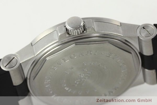 Used luxury watch Bvlgari Diagono steel automatic Kal. TEEA Ref. LCV35S  | 142575 09