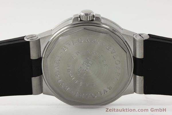 Used luxury watch Bvlgari Diagono steel automatic Kal. TEEA Ref. LCV35S  | 142575 10