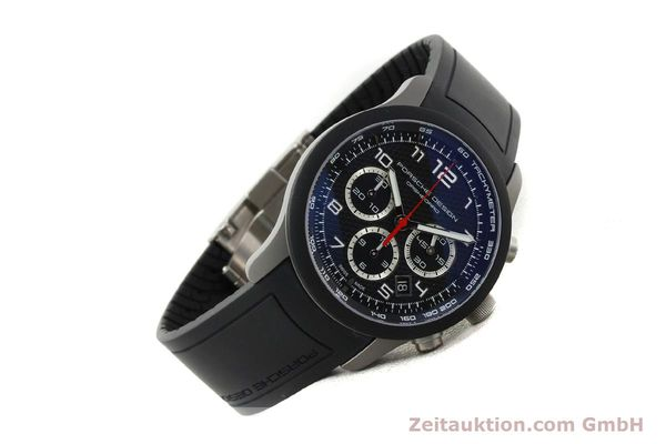 Used luxury watch Porsche Design Dashbord chronograph titanium automatic Kal. ETA 2894-2 Ref. 6612.15/3  | 142583 03