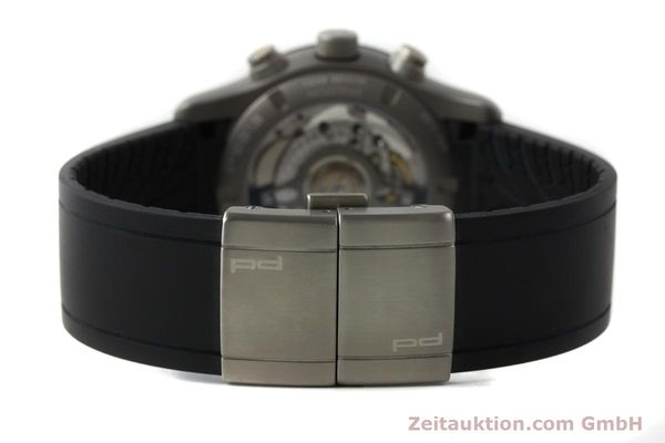 Used luxury watch Porsche Design Dashbord chronograph titanium automatic Kal. ETA 2894-2 Ref. 6612.15/3  | 142583 10
