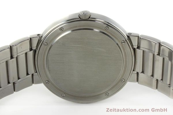 Used luxury watch Corum Romulus steel quartz Kal. ETA 255441 Ref. 43.703.20V400  | 142589 09
