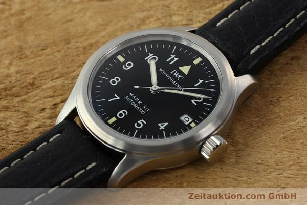 Used luxury watch IWC Mark XII steel automatic Kal. 884/2 Ref. 3241  | 142591 01