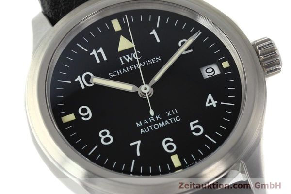 Used luxury watch IWC Mark XII steel automatic Kal. 884/2 Ref. 3241  | 142591 02