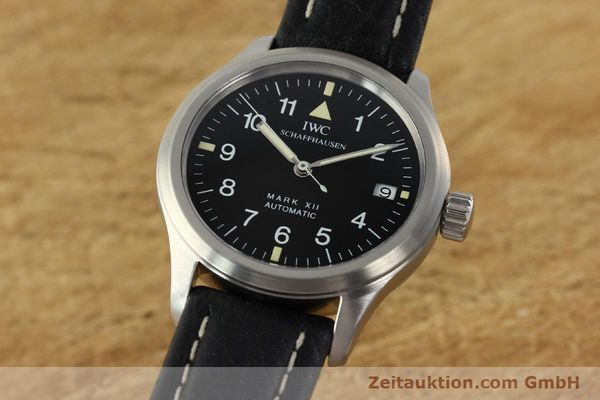 Used luxury watch IWC Mark XII steel automatic Kal. 884/2 Ref. 3241  | 142591 04