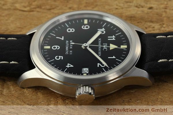 Used luxury watch IWC Mark XII steel automatic Kal. 884/2 Ref. 3241  | 142591 05