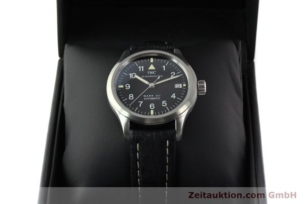 Used luxury watch IWC Mark XII steel automatic Kal. 884/2 Ref. 3241  | 142591 07