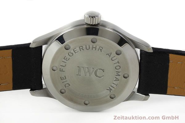 Used luxury watch IWC Mark XII steel automatic Kal. 884/2 Ref. 3241  | 142591 08