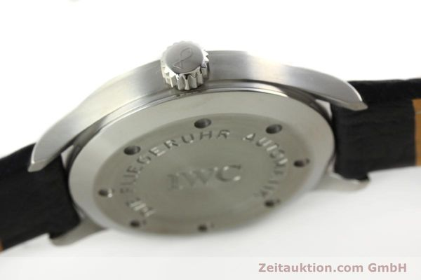 Used luxury watch IWC Mark XII steel automatic Kal. 884/2 Ref. 3241  | 142591 11