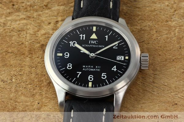 Used luxury watch IWC Mark XII steel automatic Kal. 884/2 Ref. 3241  | 142591 15
