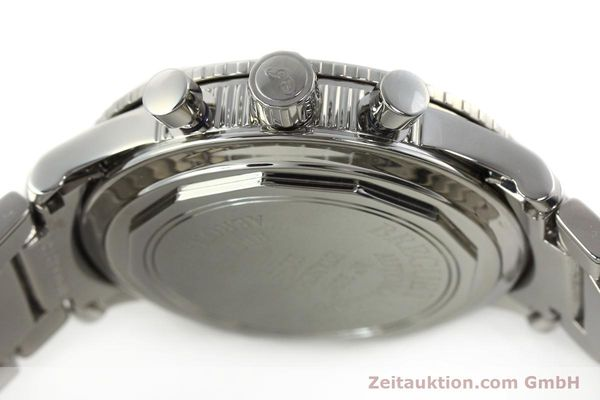 Used luxury watch Breguet Type XX chronograph steel automatic Kal. 582/1 Ref. 3800  | 142594 08