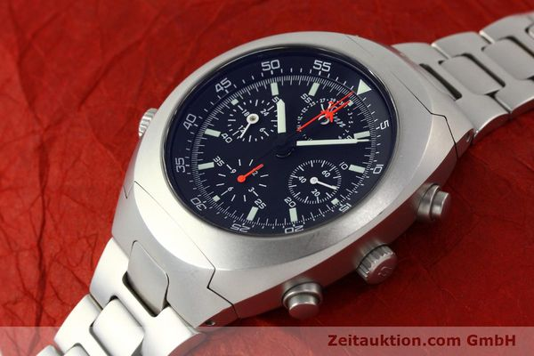 Used luxury watch Sinn 142 ST II chronograph steel automatic Kal. ETA 2892A2 Ref. 145.5272  | 142595 01