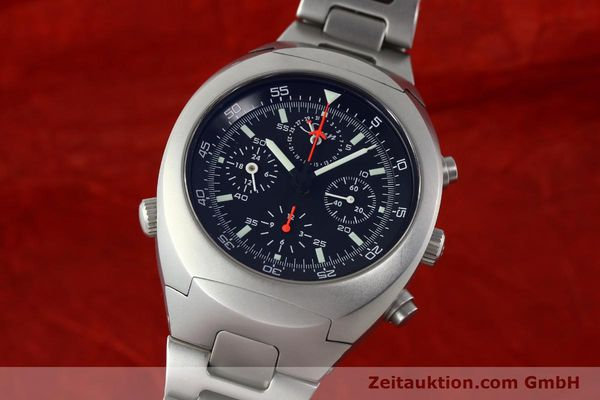 Used luxury watch Sinn 142 ST II chronograph steel automatic Kal. ETA 2892A2 Ref. 145.5272  | 142595 04