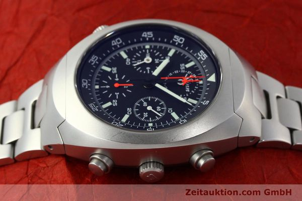 Used luxury watch Sinn 142 ST II chronograph steel automatic Kal. ETA 2892A2 Ref. 145.5272  | 142595 05