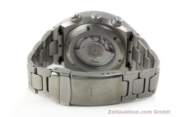 Used luxury watch Sinn 142 ST II chronograph steel automatic Kal. ETA 2892A2 Ref. 145.5272  | 142595 13