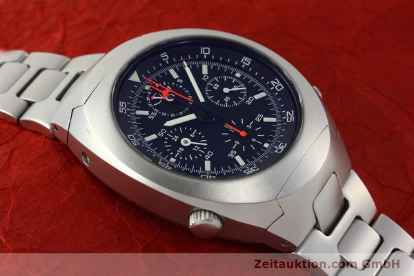 Used luxury watch Sinn 142 ST II chronograph steel automatic Kal. ETA 2892A2 Ref. 145.5272  | 142595 16