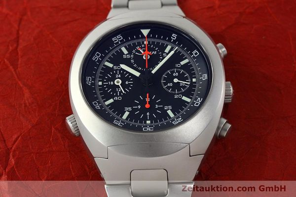 Used luxury watch Sinn 142 ST II chronograph steel automatic Kal. ETA 2892A2 Ref. 145.5272  | 142595 17