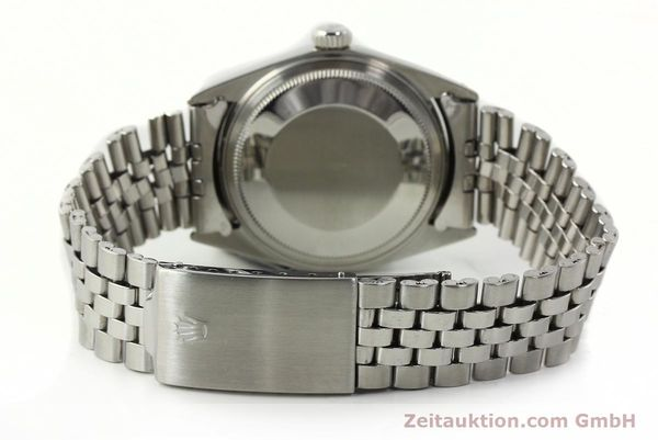 Used luxury watch Rolex Datejust steel / white gold automatic Kal. 1570 Ref. 1601  | 142597 12