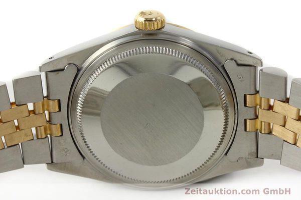 montre de luxe d occasion Rolex Datejust acier / or  automatique Kal. 3035 Ref. 16013  | 142598 08