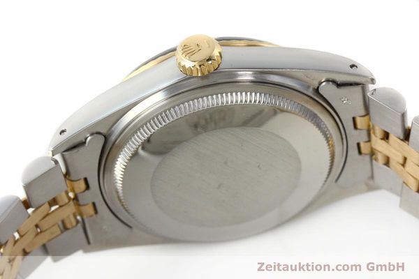 montre de luxe d occasion Rolex Datejust acier / or  automatique Kal. 3035 Ref. 16013  | 142598 11